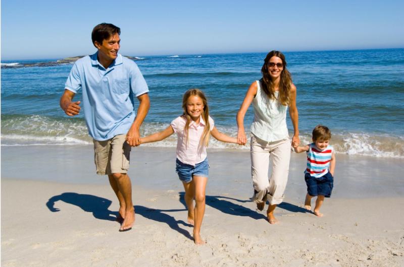 Montessori Family Nature Walk