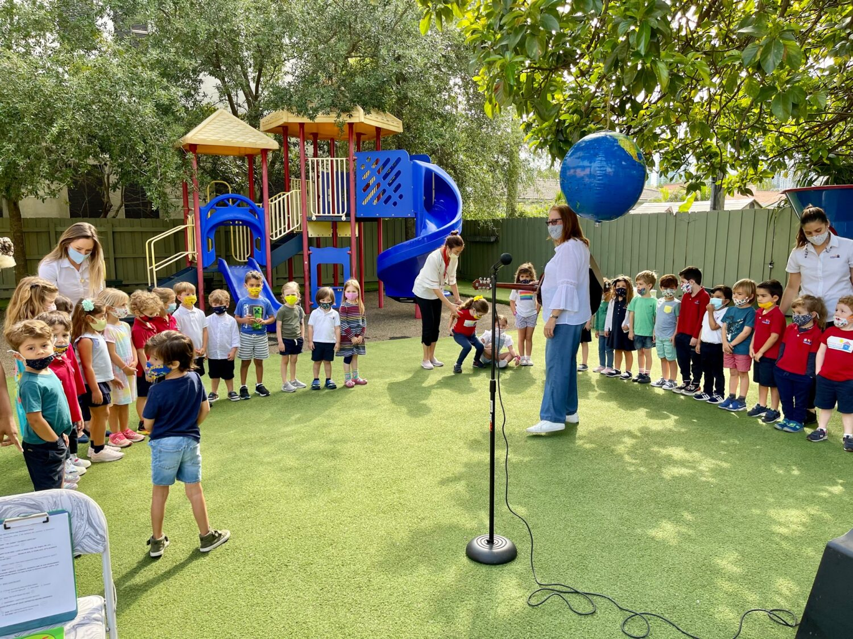 Montessori celebration