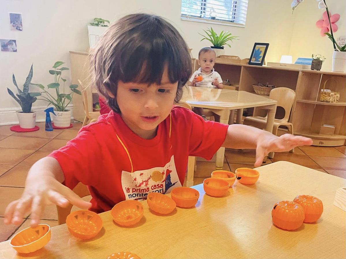 Montessori Pumpkin Carving Ideas